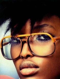 leather and wood eyeglasses