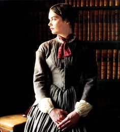 Jane Eyre (2006) #TVserie with Ruth Wilson as #CharlotteBronte's Jane #CostumeDesign by Andrea Galer