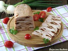 Bajeczna Kuchnia: Indyk z suszonymi pomidorami z szynkowara Good Food, Yummy Food, Polish Recipes, Polish Food, Aga, Poultry, Catering, Food And Drink, Healthy Recipes