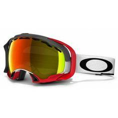 c1207bebe3 Oakley Splice Snowboard/Ski Goggles, M/L, Simon Dumont, Fire Iridium