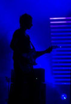 Matt Bellamy - Muse - Agganis Arena, Boston, Massachusetts USA (August 2007)