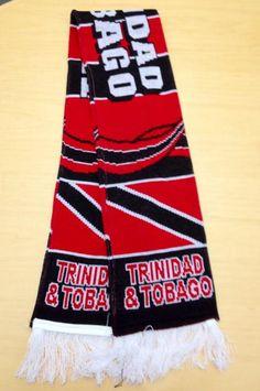 Soccer scarf - Trinidad & Tobago