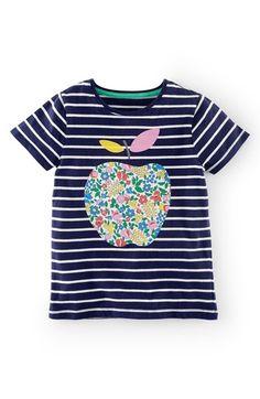 Mini+Boden+Stripe+Appliqué+Tee+(Toddler+Girls,+Little+Girls+&+Big+Girls)+available+at+#Nordstrom