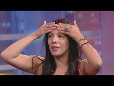 Ejercicios de yoga facial con la médica y cirujana plástica facial Claudia García en Las Tres Gracia - YouTube