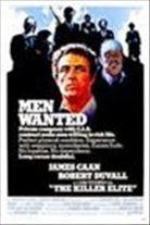 The Killer Elite (1975). [PG] 122 mins. Starring: James Caan, Robert Duvall, Arthur Hill, Bo Hopkins, Mako, Gig Young and Tom Clancy