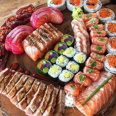 HYFR. #sushigeeks #sushi : @matanbel1