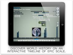 A Free Timeline History App for Teachers and Students ~ Educational Technology and Mobile Learning