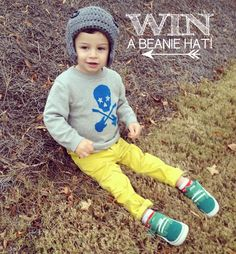 Hello Jack: Cute.tuques Review + Giveaway!
