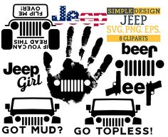 Jeep Got Mud Go Topless If you can read this, flip me over! Jeep Stickers, Jeep Decals, Vinyl Decals, Jeep Quotes, Jeep Sayings, Jeep Shirts, Cricut Tutorials, Cricut Ideas, Vinyl Projects