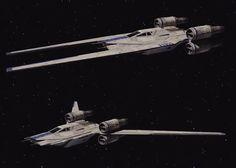 New 'Rogue One' Still Reveals U-Wing Fighter   The Star Wars Underworld