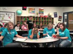 "Teachers sing how to ""Rock the Test""...absolutely stinkin' cute!!!"