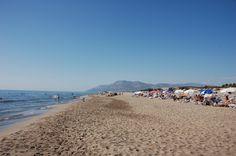 Patara Beach - Lycian Coast Turkey