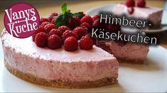 No Bake Himbeer-Käsekuchen - Thermomix® - Rezept von Vanys Küche Cheesecake Thermomix, Pampered Chef, Food, Youtube, Apple Sour Cream Cake, Eten, Meals, Diet