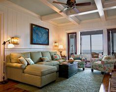 Charleston, SC Interior Design Firm, J. Rhodes Interior Design, Ceiling Fan,