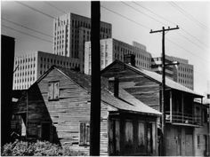 The Heights and the Depths, Number One :: Clarence John Laughlin Photograph Collection
