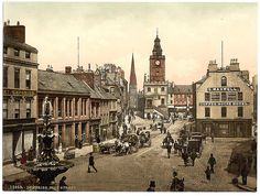 Dumfries, Scotland. I have family from here. Can't wait to go sometime!