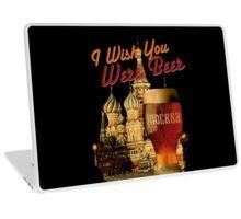 I Wish You Were Beer – Moscow (Храм Василия Блаженного, Москва) – Laptop Skin designed by Andras Balogh