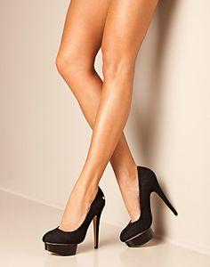 Casandra - Blink - Black/black - Party shoes - Shoes - NELLY.COM UK
