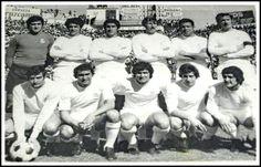 EQUIPOS DE FÚTBOL: REAL MADRID contra Granada 16/04/1972