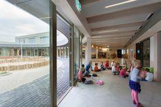 Community school Het DOK, Oegstgeest, 2014 - Paul de Ruiter Architects