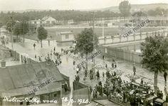 Kolín - velká voda 18.6.1926 | stare-pohledy.cz