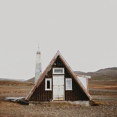 Iceland hut
