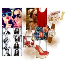 Welcome Vintage by hartantinora on Polyvore