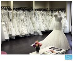 Saratina Bridal Boutique  Oakville Ontario  <3 Oakville Ontario, Lace Wedding, Wedding Dresses, Bridal Boutique, Business, Shopping, Fashion, Bride Dresses, Moda
