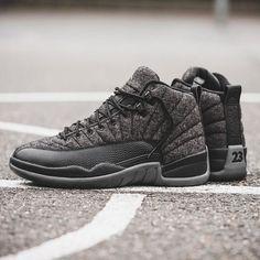 Air Jordan 12 Retro Wool  Via @solebox_official #jordan #retro12 #wool #hypefeet #sneakers #kicks #sneakerhead #kickstagram #sneakershouts #swag #style #cool #photo #new #trainers #sneakertruth #todayskicks #sneakerholics #fashion #shoegasm #sneakerfriend #solenation #sneakergram #queenkicks