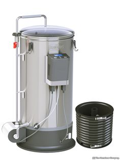 The Grainfather Connect (Incs FREE Mash Kit and Steriliser) NEW MODEL