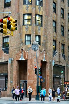 GE Building, New York, Nova Iorque, NYC, Manhattan, USA, EUA