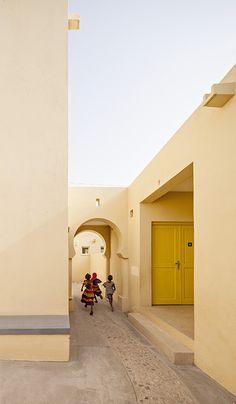 SOS Children's Village in Tadjourah, Djibouti, Africa