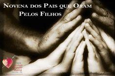 Novena dos Pais que Oram pelos Filhos. Toda terça-feira, junto com a missa das 19h00. Participe. #pcormaria