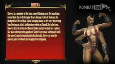 MK9 Bio: SHEEVA