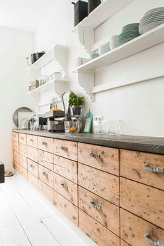 10 compositions pour enluminer votre cuisine blanche. | Project Inside