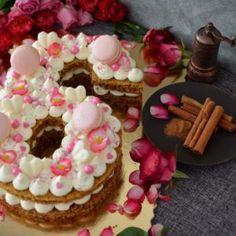 Tort Deliciu cu zmeura - Mihaela Toader Birthday Cake, Desserts, Food, Tailgate Desserts, Deserts, Birthday Cakes, Essen, Postres, Meals