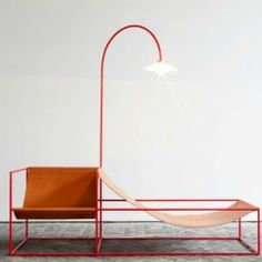 Fien Muller and Hannes Van Severen launch a furniture collection. Clear-cut storage boxes, tables, racks and lamps that refer to – in their pure form – the work of Donald Judd and Bauhaus
