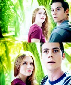 teen wolf -  lydia martin and stiles stilinski