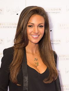 Michelle Keegan is reportedly considering a singing career Braided Hairstyles, Wedding Hairstyles, Cool Hairstyles, Michelle Keegan Hair, Hair Inspo, Hair Inspiration, New Hair, Your Hair, Brunette Hair