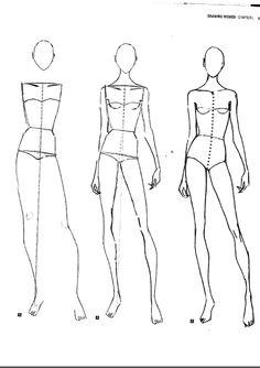Fashion Drawing Tutorial, Fashion Figure Drawing, Fashion Model Drawing, Fashion Design Drawings, Fashion Sketches, Fashion Poses, Fashion Line, Fashion Terms, Fashion Illustration Poses