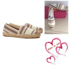 MEGA SALE  Tory Burch Espadrille Size 8 NWT Striped Elastic Espadrille flexes with every step for an especially comfortable fit. Set on a jute-and-rubber sole with hand-stitiching, it's a reworking of a tomboyish style --- a vacation in a shoe, on or off the beach. New in the box trust to size. Color: awning ivory-dark plum/royal tan. New in box. Size 8 fit true to size Tory Burch Shoes Espadrilles