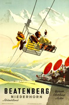 Vintage ski posters - in pictures travel posters плакат, кур Ski Vintage, Vintage Ski Posters, Retro Poster, Travel Ads, Travel And Tourism, Travel Photos, Vevey, Fürstentum Liechtenstein, Tourism Poster