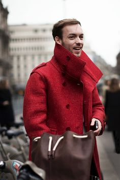 Paris, February 2013, photo The #Sartorialist
