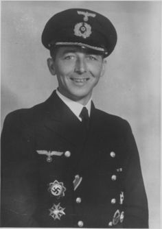 ✠ Werner Hartenstein (27 February 1908 – 8 March 1943) He and the entire crew of U-156 were killed in action by depth charges from a US Catalina east of Barbados. RK 17.09.1942 Korvettenkapitän, Kdt. U-156
