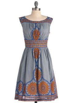 Plenty by Tracy Reese Exquisite Escape Dress -- LOVE