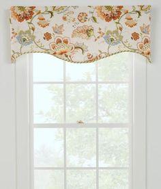 Royal Velvet Encore Valance Beige Jcpenney  Bedroom Window Inspiration Dining Room Valance Inspiration