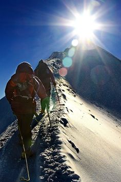 Mont Blanc summit: very demanding climb, but September 8th 2014 will be a day I won't ever forget!