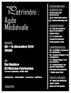 PATRIMONI  Agde Médiévale  IDHERAULT.TV