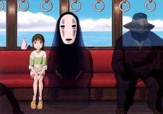 Spirited Away- by Hayao Miyazaki