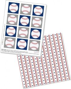 baseballfreebies 356x450 Freebie Friday: Baseball Printables